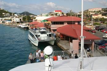 Buck Island St Croix Ferry
